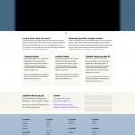 Main Page Mock-up