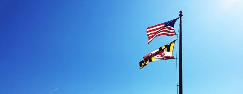 Flags - Left